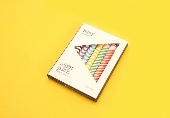 Huey Crayons