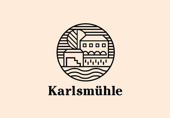 Karlsmühle Wine Labels