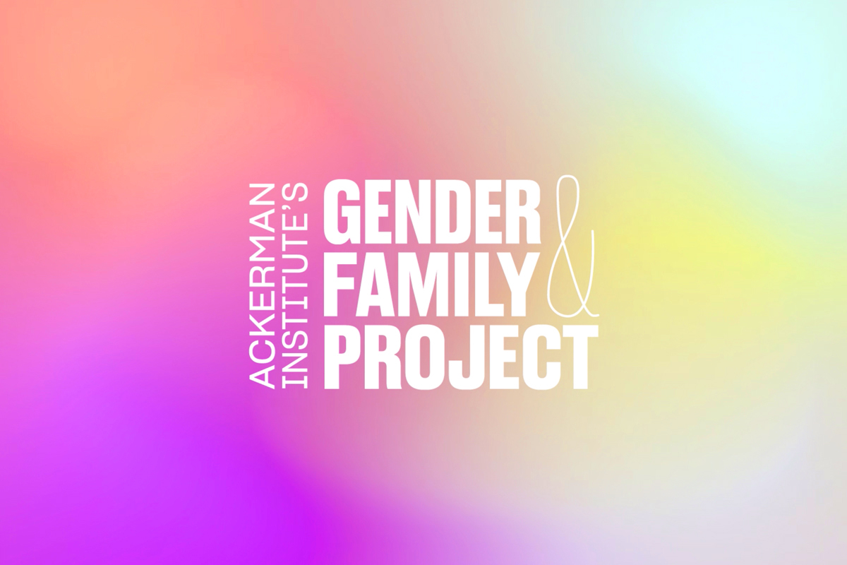 Gender and Family Project